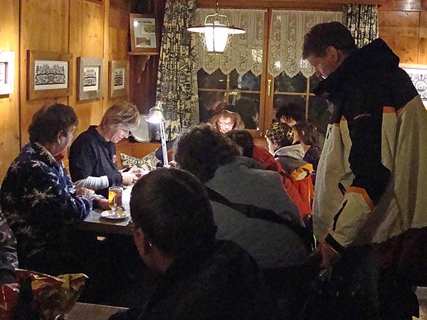 Fotogalerie 1. Kulturnacht Zweisimmen 2009