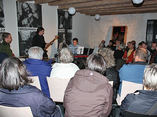 Fotogalerie 2. Kulturnacht Zweisimmen 2010