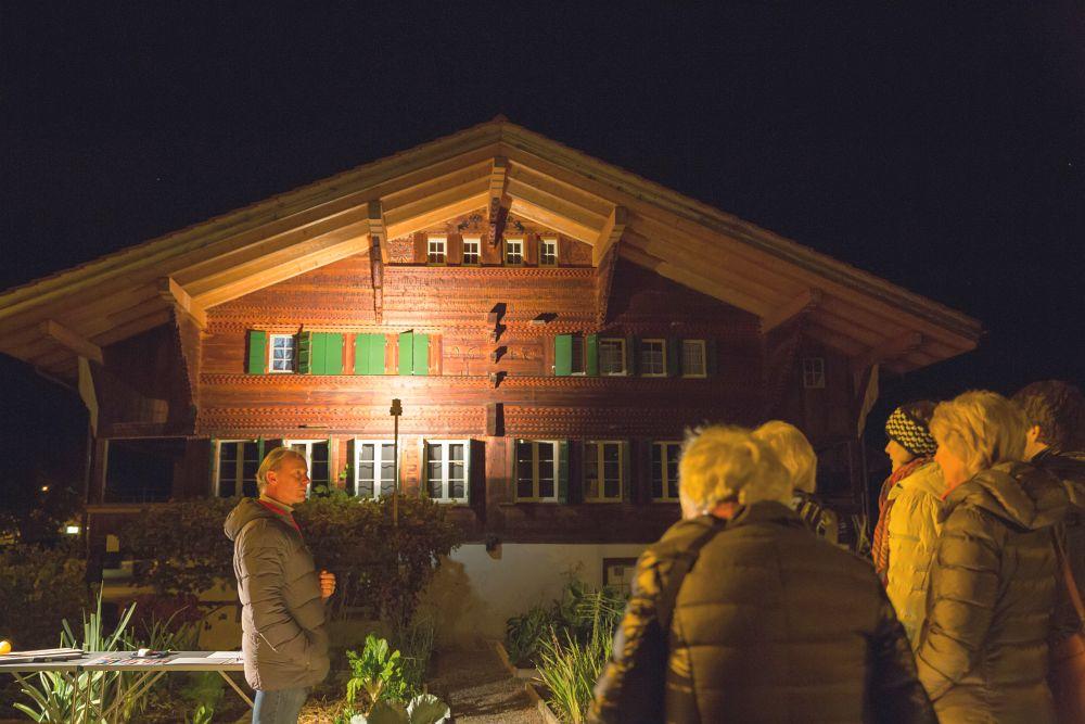 Fotogalerie 6. Kulturnacht Zweisimmen 2016